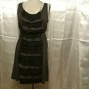 J. Crew black dress size L